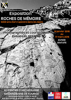 Roches Mmoire Affiche Kourou