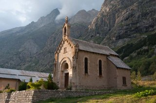 Chapelle de la Bérarde