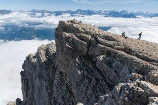 Le sommet de l'Obiou