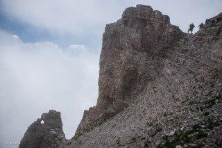 Le sentier de la Baronne entre Trièves et Dévoluy