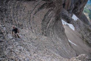 Ascension de l'Obiou par la voie normale