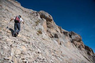 Ascension du Grand Ferrand