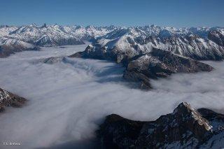 La partie nord du massif du Dévoluy