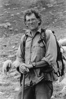 Patrick, berger dans le Valsenestre. Isère