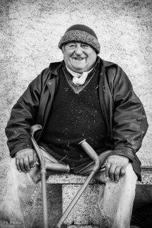 Maurice à Monestier du Percy. Décembre 2015