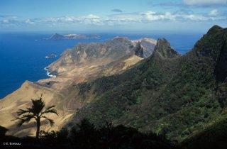 Ile Robinson Crusoé. Vallée de Villagra et Tres Puntas