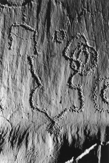 Vallée des Merveilles. Corniforme