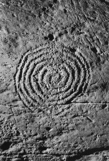 Spirale. Vallée de Fontanalbe dans le Mercantour