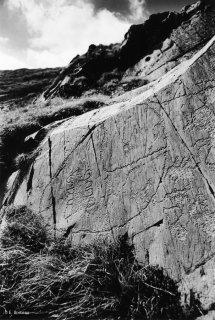 Fontanalbe. Gravures rupestres