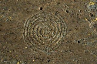 Fontanalbe. Une spirale