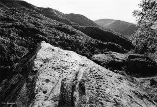 Roccio Clapier dans le Val Chisone. Piémont