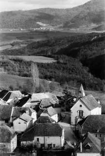 Village de Saint Martin de Clelles