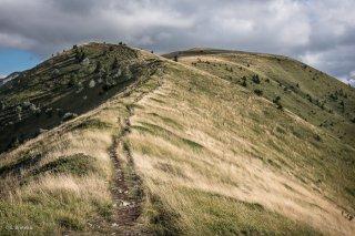 Le plateau et sommet du Châtel