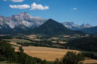 Vue sur le Ménil et le Grand Ferrand