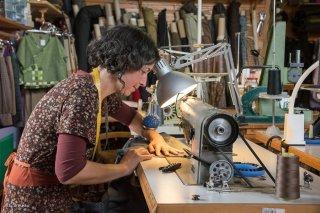 Atelier Blandelune, création de vêtements