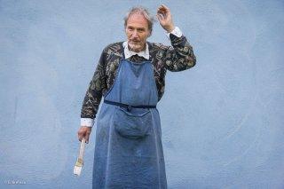 Bernard Cotte, artiste peintre, sculpteur et créateur à Roissard. Trièves, Isère