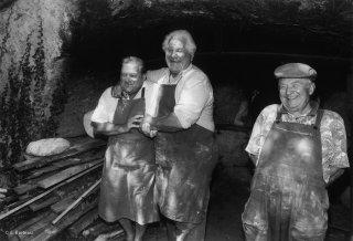 Autour du four à pain aux Peyrouses